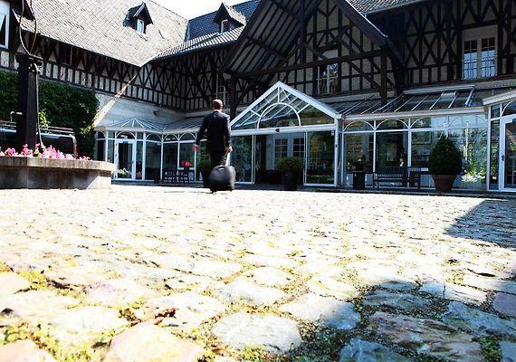 HOTEL CHATEAU DE LIMELETTE OTTIGNIESLOUVAINLANEUVE